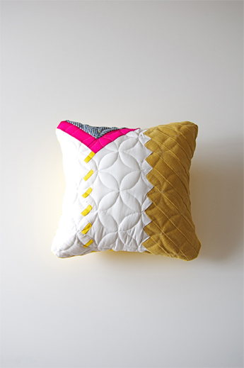 cushion / herringbone